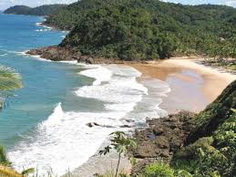 Praia Itacaré